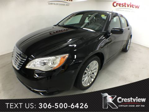 Used Chrysler 200 Touring V6