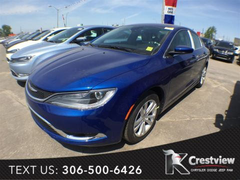 New Chrysler 200 Limited | Sunroof