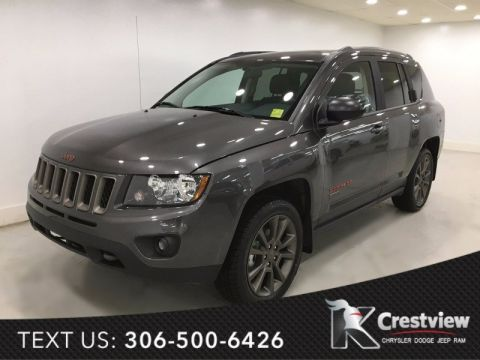 New Jeep Compass 75th Anniversary 4x4 | Leather | Sunroof