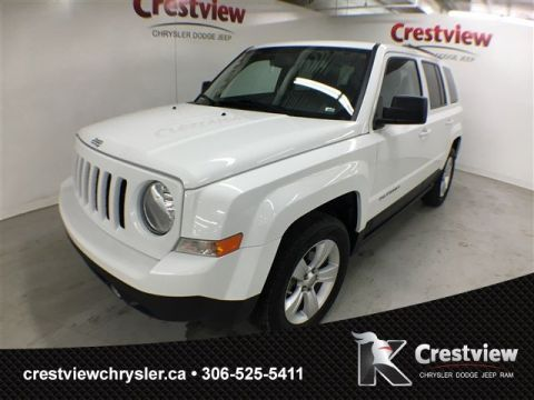 Used Jeep Patriot Sport 4x4 w/ Sunroof
