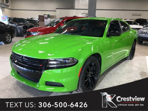 New Dodge Charger SE Blacktop V6