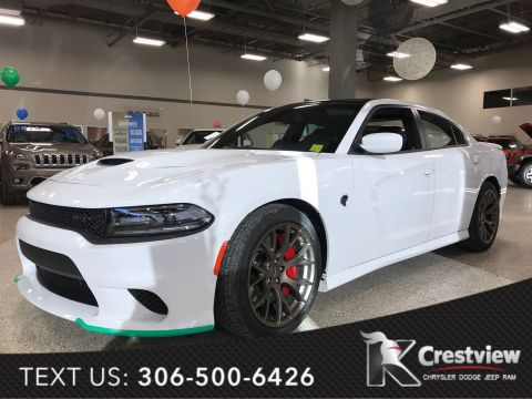 New Dodge Charger SRT Hellcat 6.2L Hemi | Sunroof | Navigation