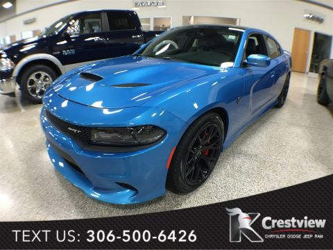 New Dodge Charger SRT Hellcat | Sunroof | Navigation