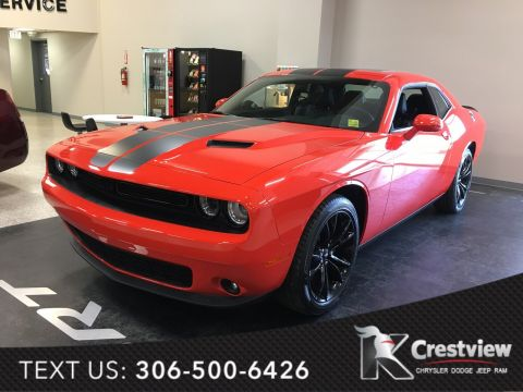 New Dodge Challenger SXT Plus | Leather | Sunroof