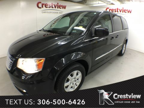 Used Chrysler Town & Country Touring w/ Sunroof, Navigation, DVD
