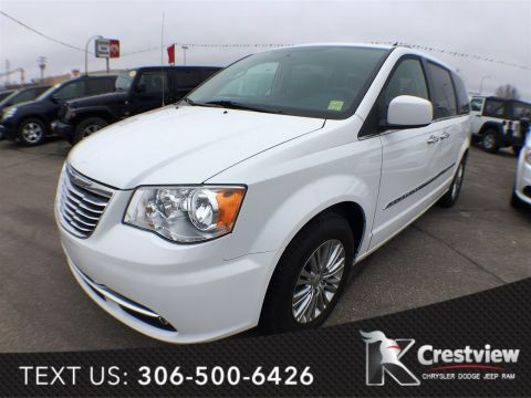 Used Chrysler Town & Country Touring w/ Leather, Sunroof, Navigation, DVD