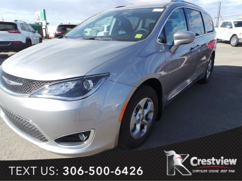 New Chrysler Pacifica Touring-L Plus | Leather | Sunroof | Navigation