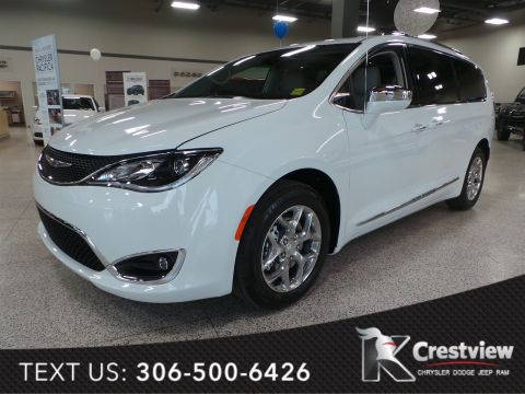 New Chrysler Pacifica Limited | Sunroof | Navigation | DVD