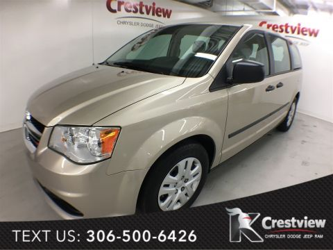Used Dodge Grand Caravan SE Canada Value Package