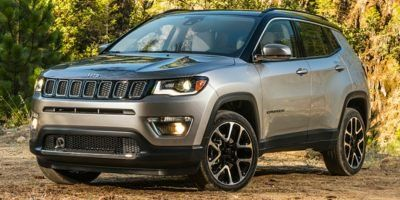 New Jeep Compass Limited 4x4 | All New Design | Sunroof | Navigation