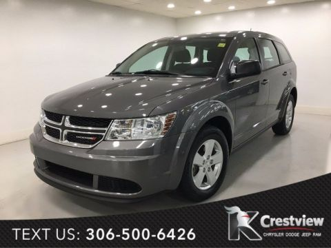 Used Dodge Journey Canada Value Pkg FWD
