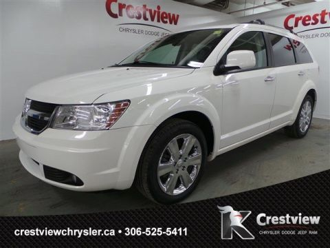 Used Dodge Journey R/T AWD 7-Seater