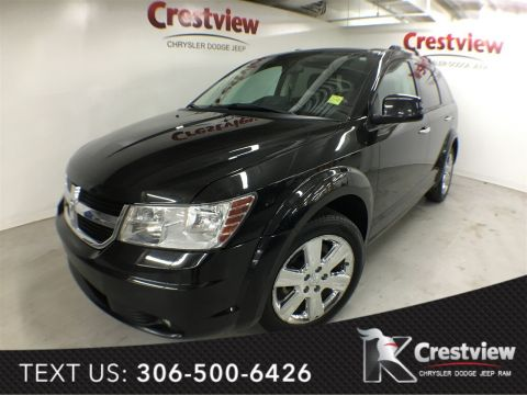 Used Dodge Journey R/T AWD w/ Leather, Sunroof, Navigation
