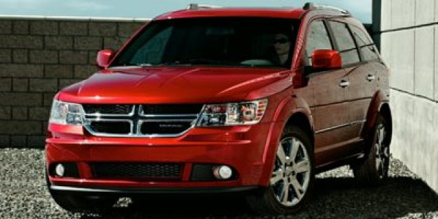 New Dodge Journey SXT 7-Seater