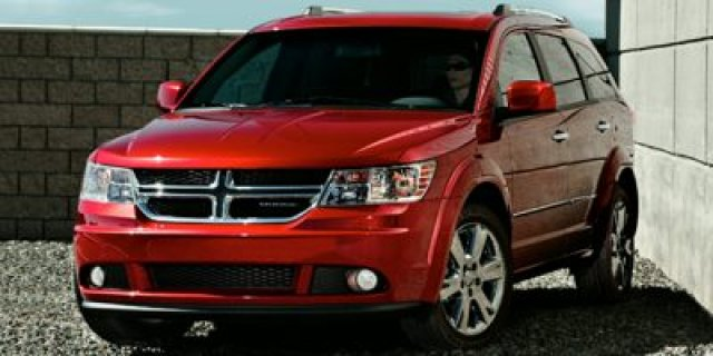New Dodge Journey SXT 7-Seater w/ Navigation, Sunroof, DVD