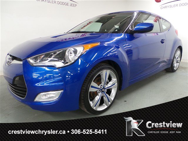 Used Hyundai Veloster w/Tech - Sunroof, Navigation