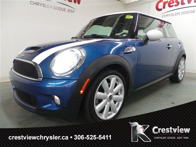 Used MINI Cooper Hardtop S w/ Leather, Panoramic Sunroof