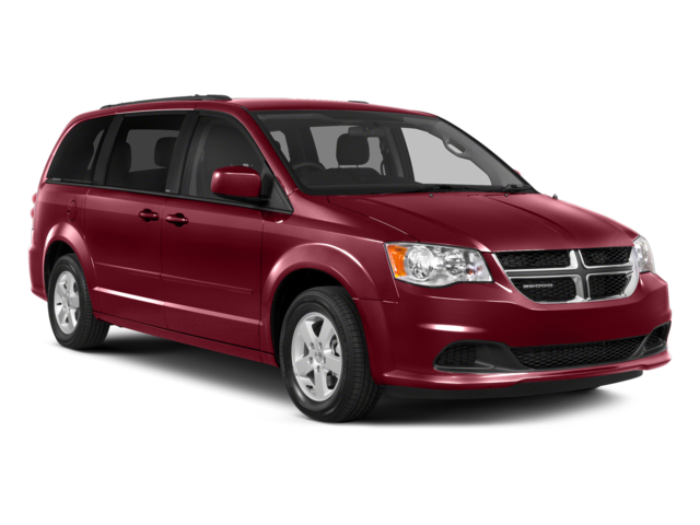 New Dodge Grand Caravan SXT Plus w/ DVD