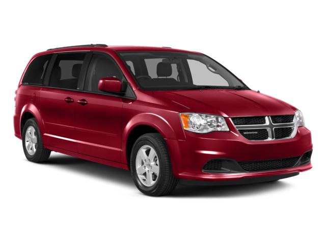 New Dodge Grand Caravan SXT w/ DVD